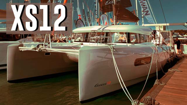 Beneateau's first foray into the world of catamarans